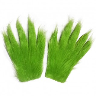 The Grinch Cosplay Gloves Grinch Gloves