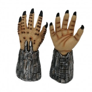 Halloween Party Dress Up Cosplay Gloves Predator Gloves