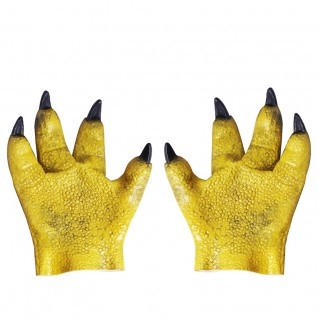 Halloween Fancy Dress Ball Cosplay Gloves Eagle Claw Gloves