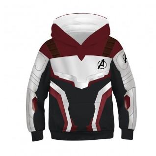 Kids The Avengers Hoodie 3D Printed Pattern Long Sleeve Sweatshirt