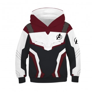 Kids The Avengers Hoodie 3D Printed Pattern Fashion Sweatshirt