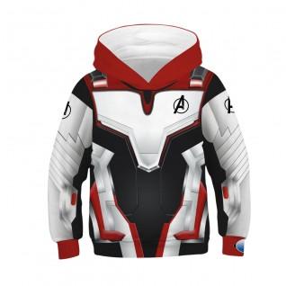 Kids The Avengers Hoodies New Long Sleeve Fashion Sweatshirt