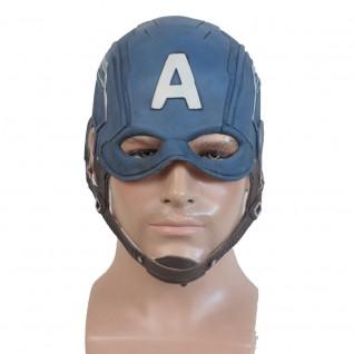 Captain America Cosplay helmet Steven Rogers Mask