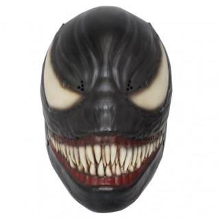 2018 Marvel Movie Venom Cosplay Venom Mask