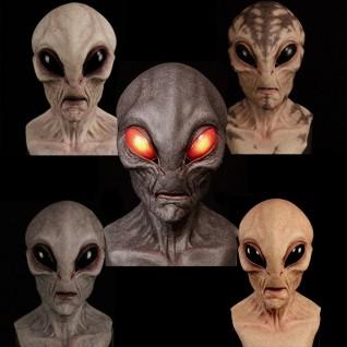 Halloween Horror Helmet Alien Mask
