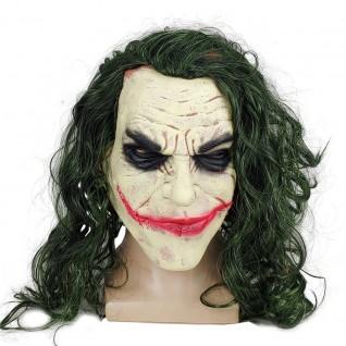Batman The Dark Knight Rises Cosplay Helmet Joker Mask