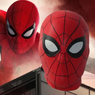 Halloween Helmet Marvel Hero Spiderman Mask