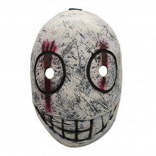 Halloween Horror Mask Dawn Killer Evil Butcher Clip Mask