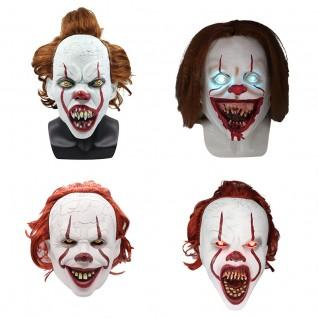 Halloween New Scary Helmet It Chapter 2 Mask