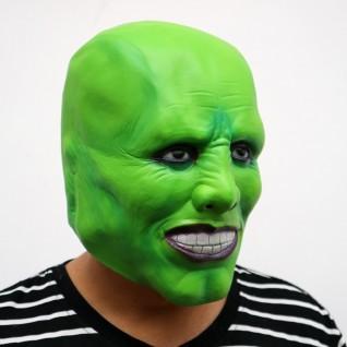 Halloween Funny Helmet Movie The Mask Jim Carrey Mask