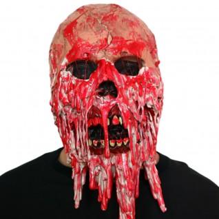 Halloween Horror Helmet Walking Dead Blood Face Mask