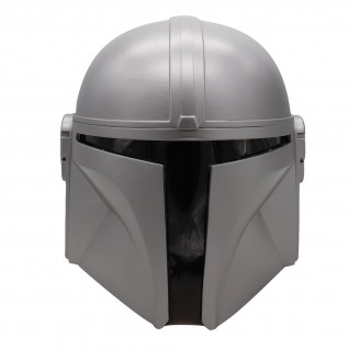 Halloween Party Star Wars Cosplay Helmet Mandalorian Mask