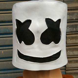 Halloween Party Helmet Electric Syllable DJ Mask