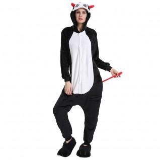 Devil Kigurumi Animal Onesie Pajama Costumes for Adult