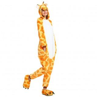 Giraffe Kigurumi Onesies Pajamas Animal Onesies for Adult