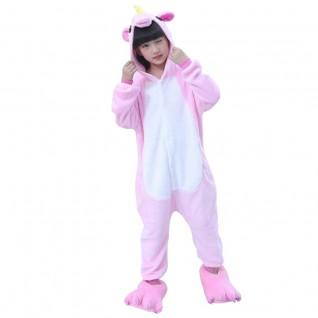 Kids Pajamas Pink Unicorn Onesies Pajamas Animal Onesies