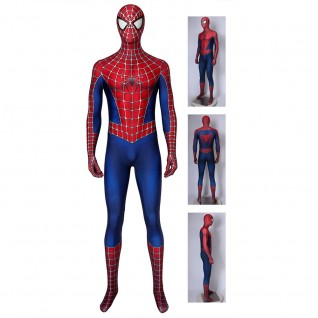 Spider Man Costume Adult Classic Spider-Man 2 Cosplay Suits