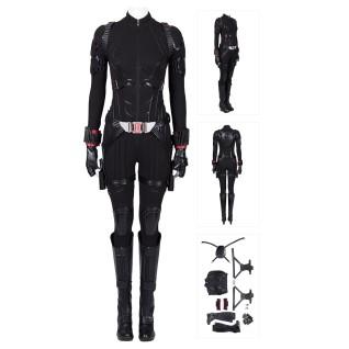 Natasha Romanoff Costume Avengers-Endgame Black Widow Cosplay Costumes