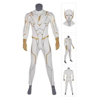 GodSpeed Cosplay Costume The Flash Season 5 Suits