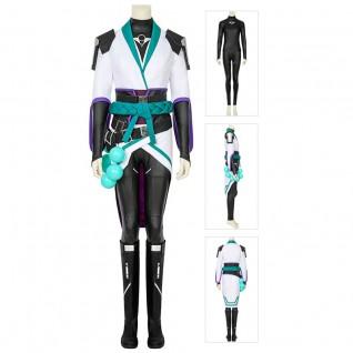 Valorant Cosplay Costume Sage Costume