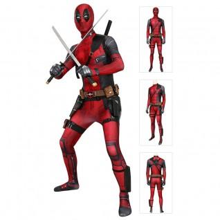 Deadpool Cosplay Costume Wade Wilson Suits