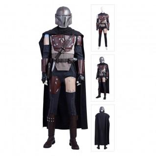 Mandalorian Costume Star Wars Cosplay Costumes