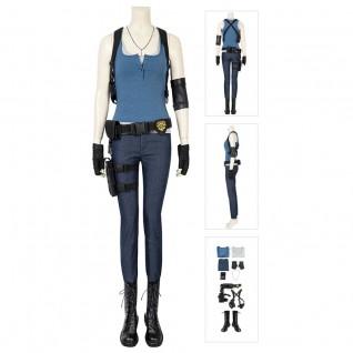 Jill Valentine Cosplay Costume Resident Evil 3 Remake Costume