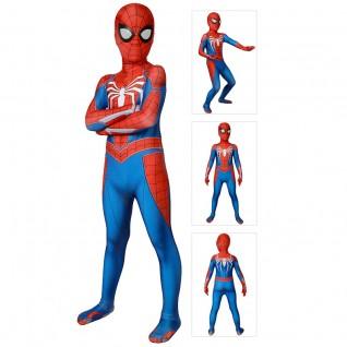 Spider Man Cosplay Costume Kids Spiderman Jumpsuit