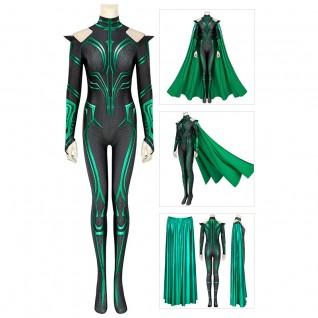 Hela Cosplay Costumes Thor: Ragnarok Hela Jumpsuit