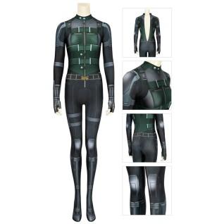 Black Widow Cosplay Costumes Avengers Infinity War Natasha Romanoff Suits
