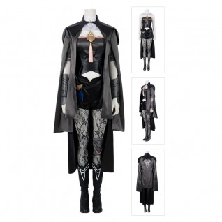 Female Byleth Cosplay Costumes Fire Emblem Three Houses Suits
