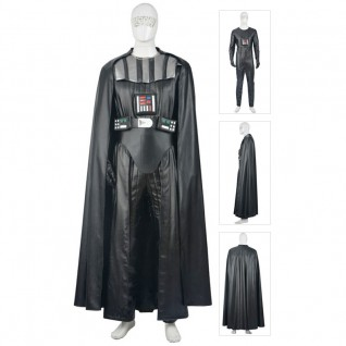 Darth Vader Costume Star Wars Anakin Skywalker Cosplay Costumes