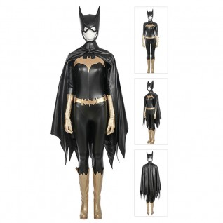 Batwoman Cosplay Costumes Comic Version Suits