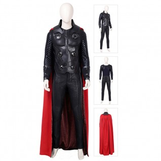 Thor Odinson Costume Avengers: Infinity War Cosplay Suits