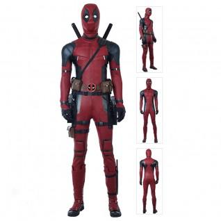 Wade Wilson Costume Deadpool 2 Luxury Cosplay Suit