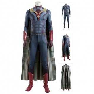 Vision Cosplay Costume Vision Top Level Jumpsuits