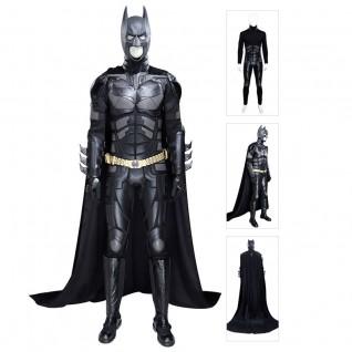 Batman Suits The Dark Knight Batman Bruce Wayne Cosplay Costumes