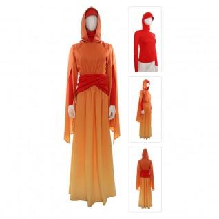 Queen Amidala Costume Padme Amidala Star Wars Cosplay Suits Deluxe