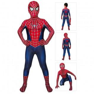 Kids Spider Man Cosplay Costume SpiderMan Jumpsuit