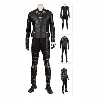 Hawkeye Cosplay Costume Avengers-Endgame Clinton Barton Suits