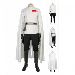 Orson Krennic Costume Rogue One A Star Wars Cosplay Suit