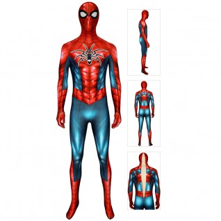 Spider-Armor MK IV Costume Spider Man Cosplay Suits