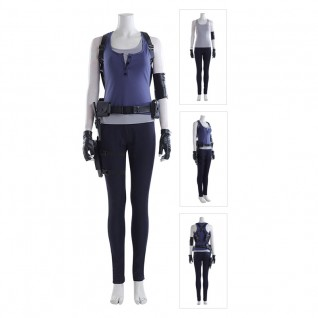 Jill Valentine Cosplay Costume Resident Evil 3 Remake Suits