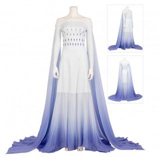 Elsa Cosplay Costume Frozen 2 Cosplay Suits