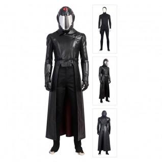 G.I. Joe Commander Cosplay Costume G.I. Joe:The Rise of Cobra Suit