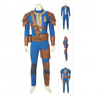 Fallout 76 Cosplay Costume Fallout 76 Inside the Vault Deluxe Version Suit