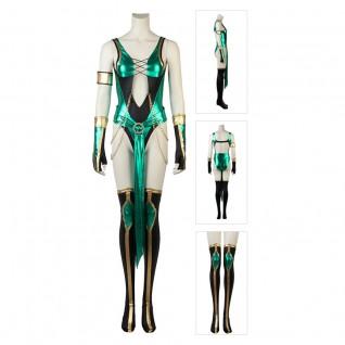 X Jade Cosplay Costume Mortal Kombat Cosplay Suit