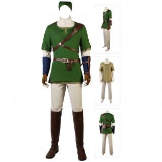 Twilight Princess Costume The Legend Of Zelda Cosplay Suits