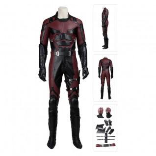 Daredevil Costume Matt Murdock Cosplay Costume Deluxe Version