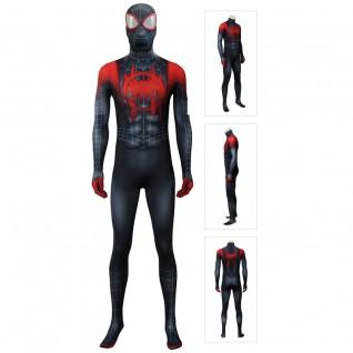 Miles Morales Cosplay Costume SpiderMan Bodysuits